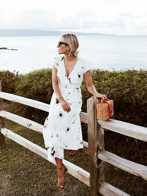 This Is Reformation's Best-Selling Dress