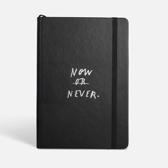 Blacklist Now Or Never Notebook