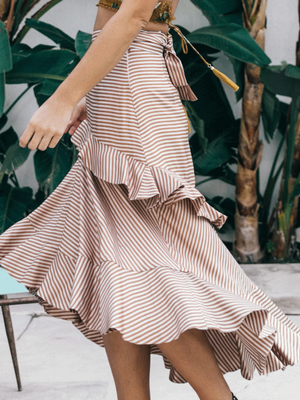 4 Fresh Wedding Outfit Ideas That Aren't a Floral Dress