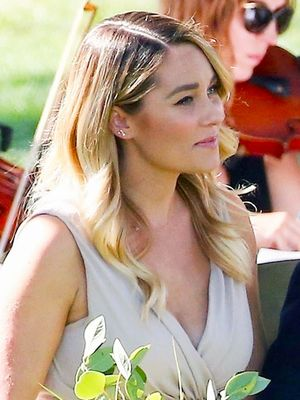 Lauren Conrad Was a Pretty Bridesmaid With This Co-Star From The Hills