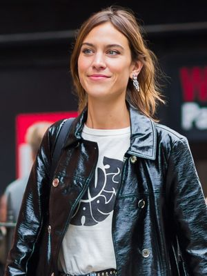 Alexa Chung Predicts We'll Be Obsessed With This Shoe Style Soon