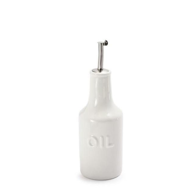 Earthenware Olive Oil Bottle