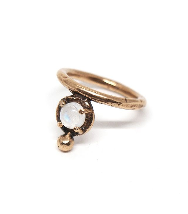 The Best Etsy Shops for Dainty Rings