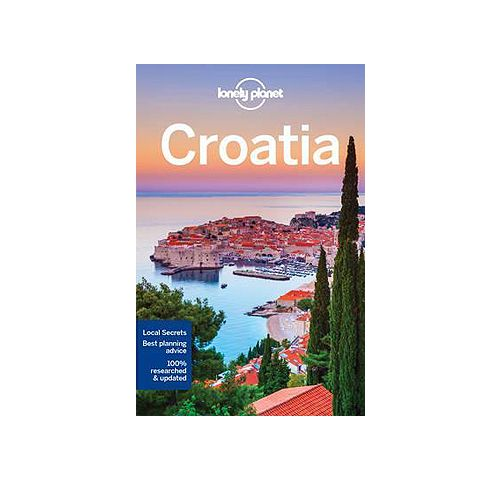 Croatia by Lonely Planet