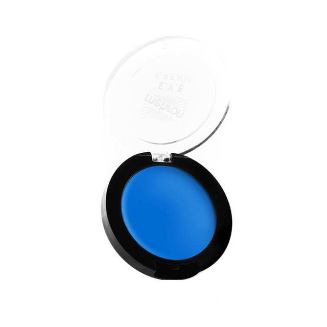 Mehron eye cream - blue eyeliner