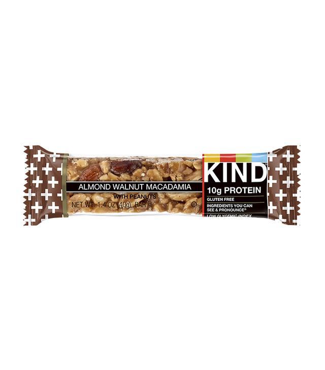 Kind Almond Walnut Macadamia + Protein