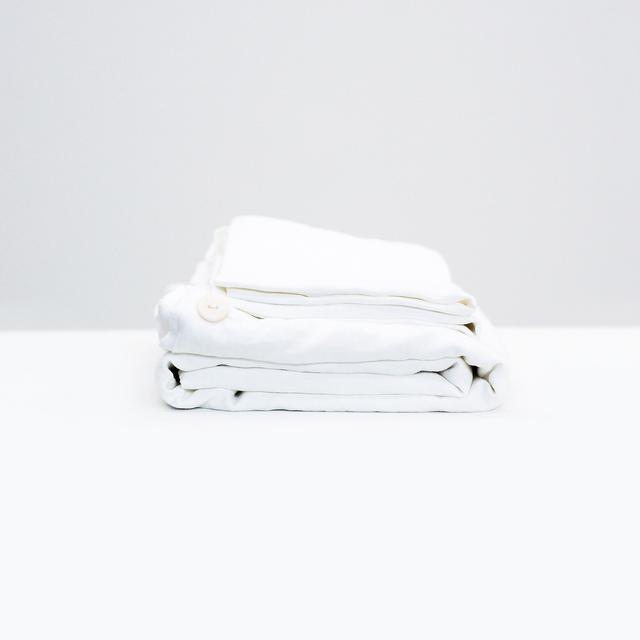 Cultiver Linen Duvet Cover Set
