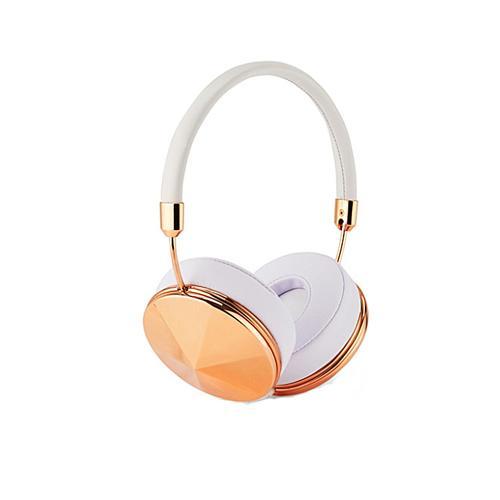 Frends aylor rose gold on-ear headphones