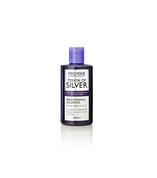 best purple shampoos: Pro:Voke Touch Of Silver Brightening Shampoo
