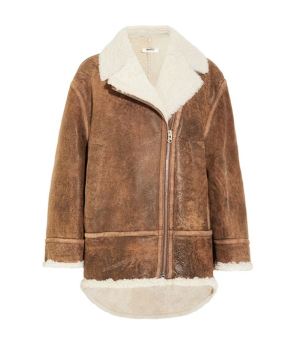 Shop the Best Shearling Coats for A/W 17 | WhoWhatWear