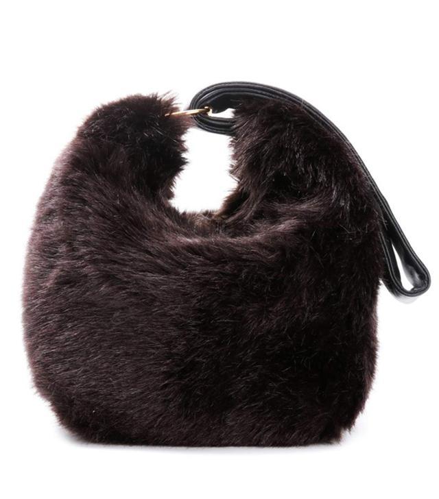 Best furry bags: Victoria Beckham