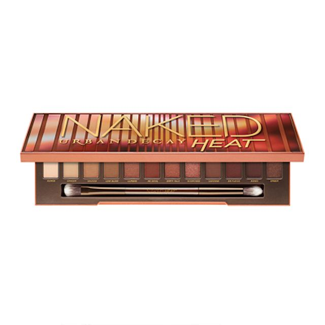 Naked Heat Palette Naked Heat 12 x 0.05 oz/ 1.3 g
