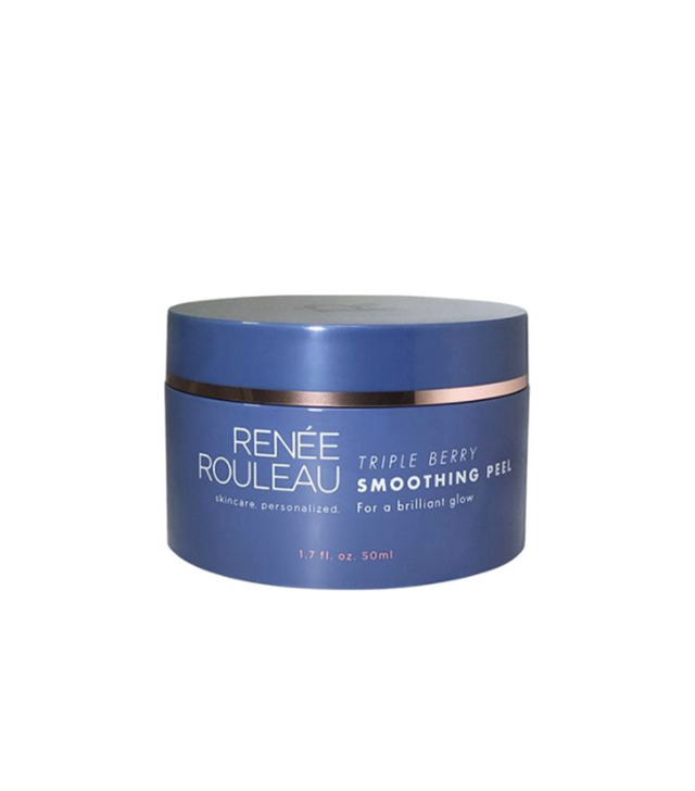 renee rouleau berry peel - how to reverse aging