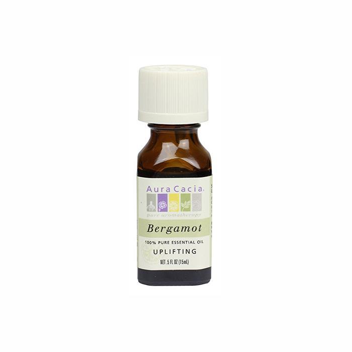 Bergamot Essential Oil by Aura Cacia