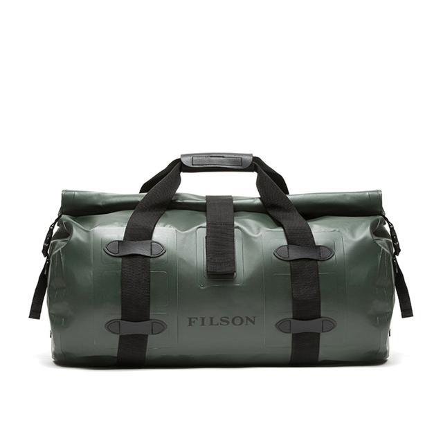 Medium Dry Duffle Bag in Green