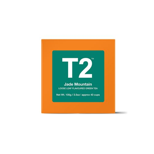T2 Jade Mountain Loose Leaf Gift Cube