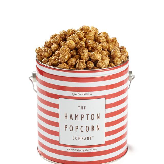 The Hampton Popcorn Co. Salted Caramel Tin