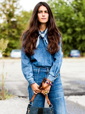 5 Non-Boring Ways to Style Denim Shirts for Fall