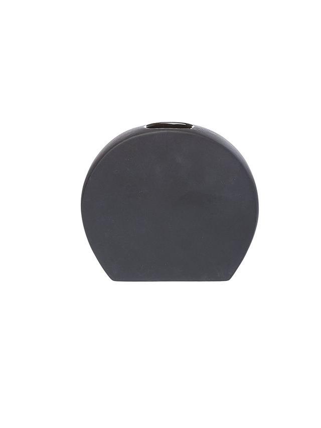 Zakkia Raw Round Vase