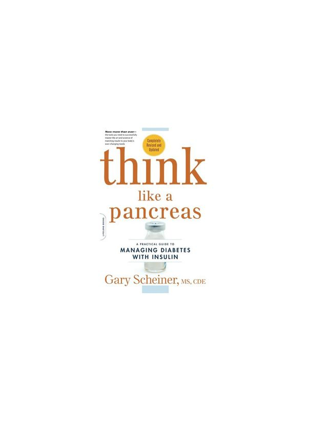 Think Like a Pancreas by Gary Scheiner