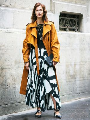 4 Winter to Spring Outfits That Stylish Women Always Wear