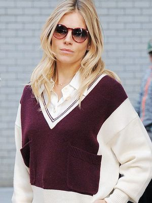 Sienna Miller Just Found the Perfect Item in the Men's Department