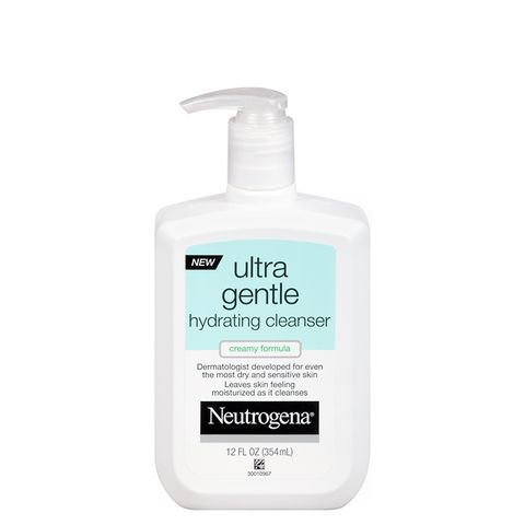 Ultra Gentle Hydrating Cleanser for Sensitive Skin