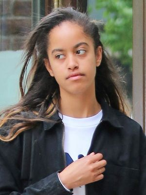 Malia Obama Wore the Cutest Sneaker Outfit for Move-In Day at Harvard