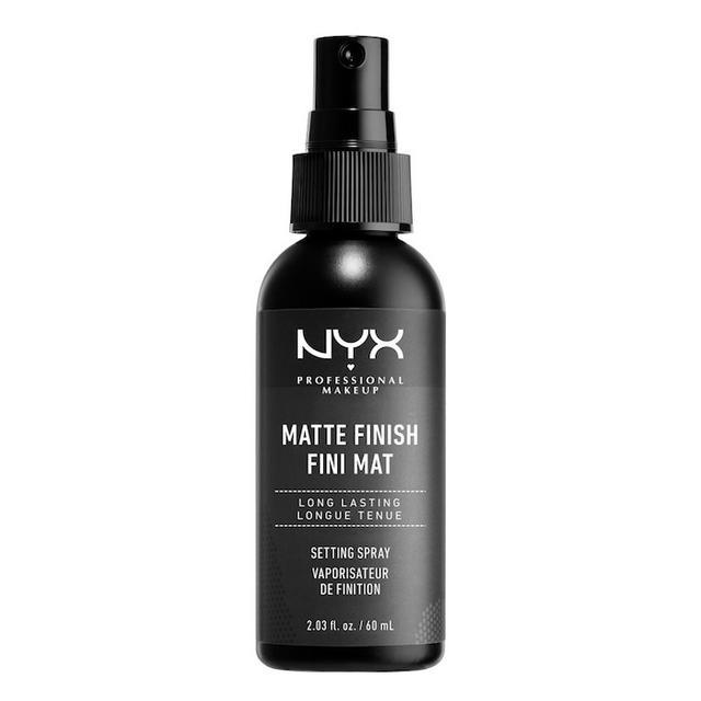 Nyx Cosmetics Professional Matte Makeup Setting Spray