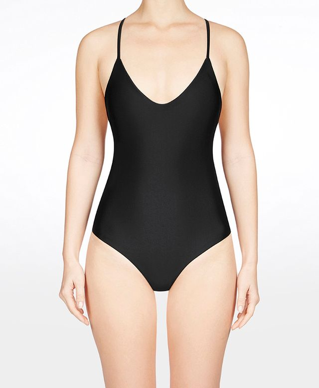 Matteau Swim The Cross Back Maillot
