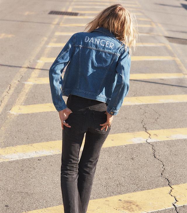 Sézane x LADP Jacket