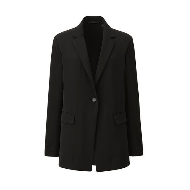 UNIQLO Drape Long Jacket