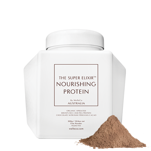 Welle Co Nourishing Protein Chocolate