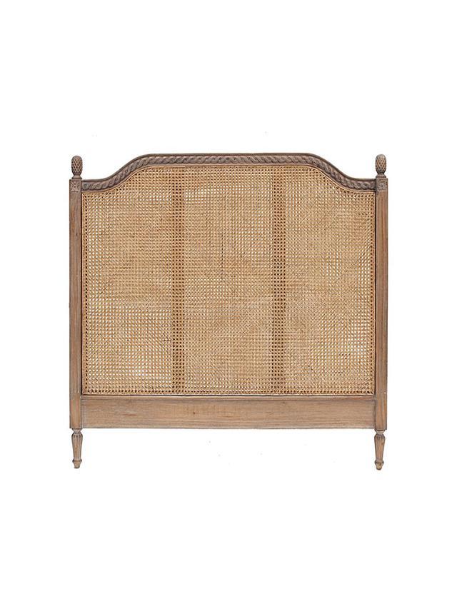 Hudson Furniture Marseille Rattan Bed Head