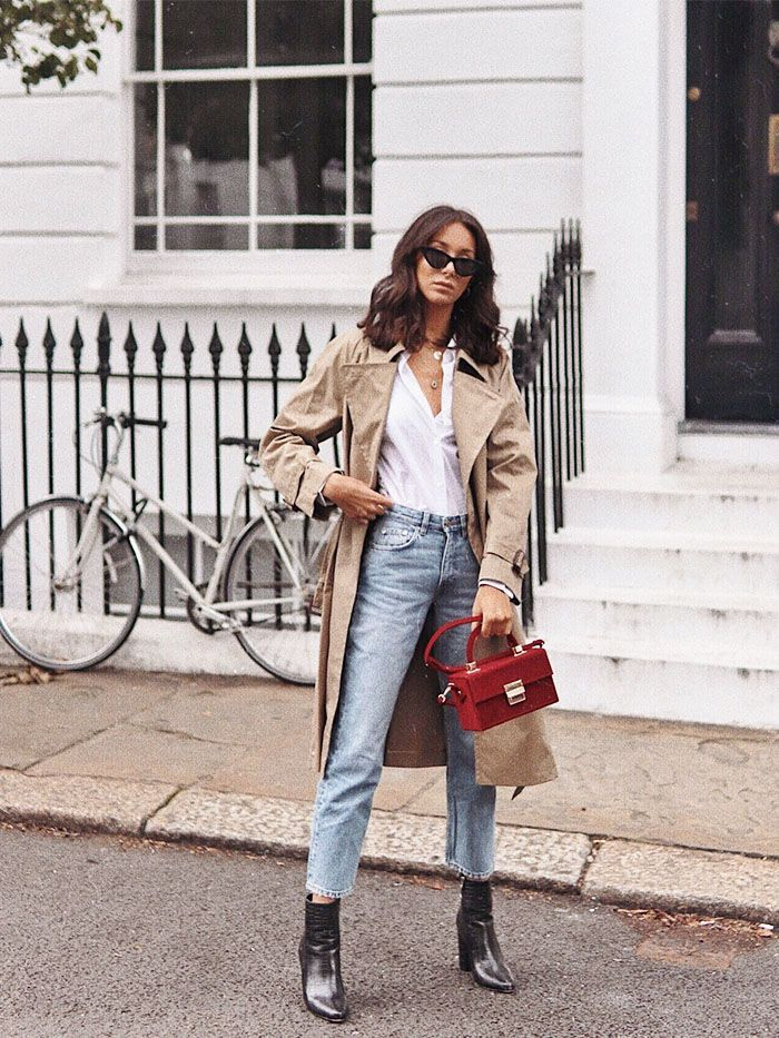 The 4 Arket Pieces You'll Want to Wear Forever: A Perfect Pair of Jeans