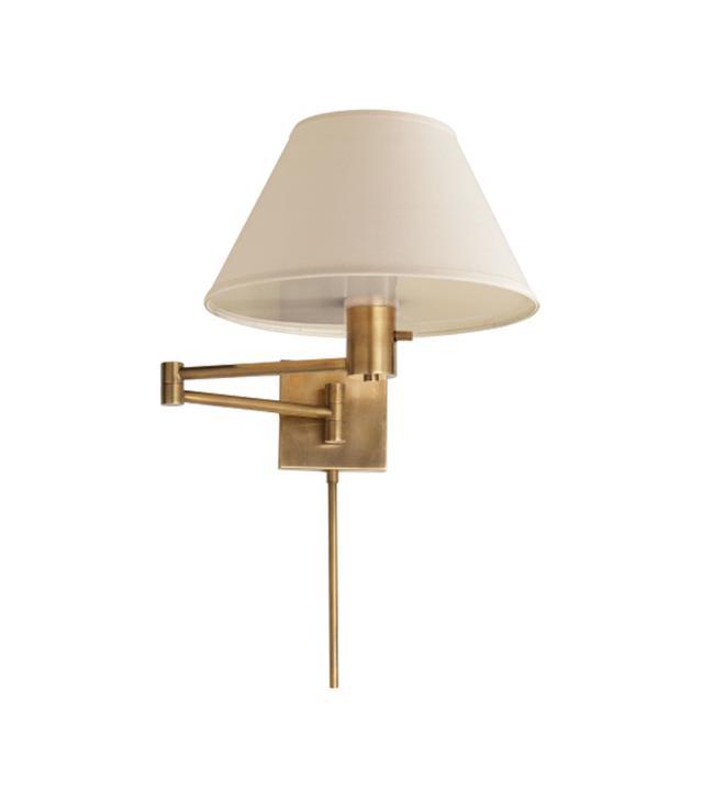 Studio VC Classic Swing Arm Wall Lamp