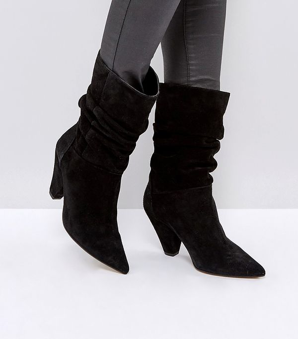 The 16 Best Slouchy Boots For Fall Whowhatwear