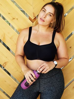 These Are the Best Sports Bras for Bigger Cup Sizes, According to a Model