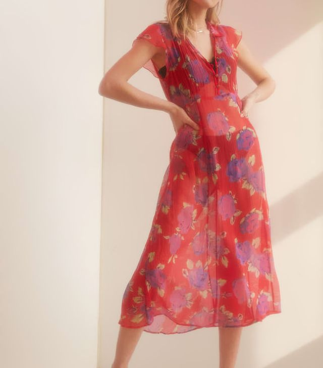 Cooperative Space Cowgirl Midi Dress