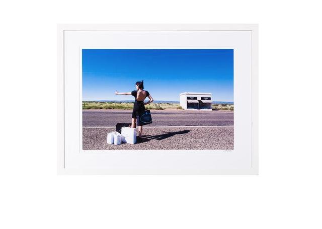 Gray Malin Hitchhiker