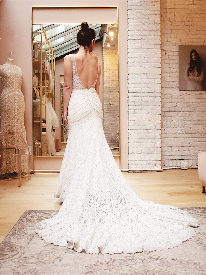 Your Guide to the Best Wedding Dress Shops in L.A. | Who What Wear