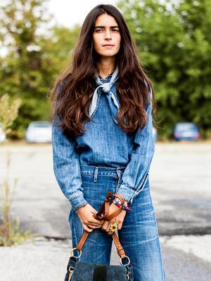 5 Non-Boring Ways to Style Denim Shirts