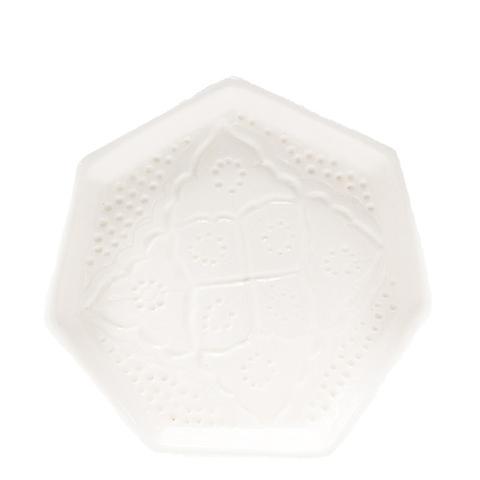 Trinket Tray in White