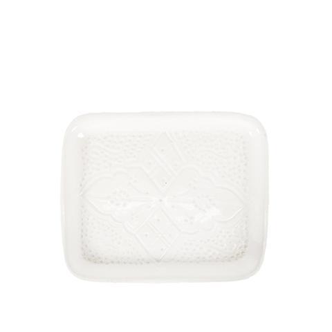 Ceramic Tray in White
