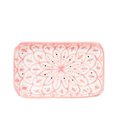Ceramic Tray in Blush