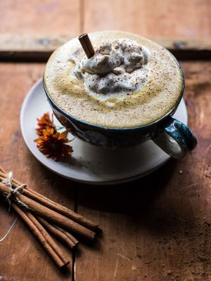 3 Lower-Cal Pumpkin Spice Latte Recipes You'll Go Crazy For