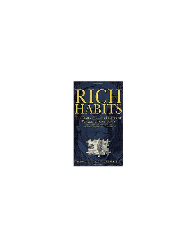Rich Habits by Thomas C Corley