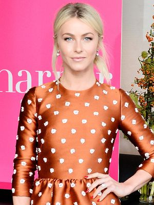 Julianne Hough Wore the Shoes Every Victoria's Secret Model Owns