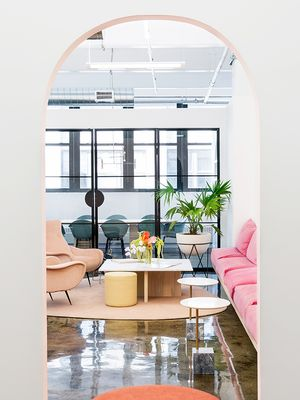TwelveNYC's Office Is Where We All Want to Work