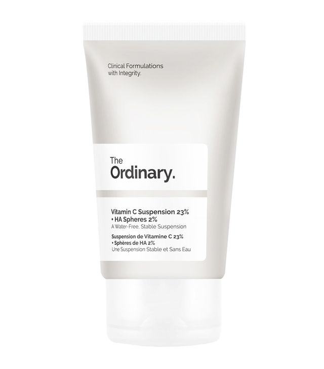 The Ordinary Vitamin C Suspension 23% + HA Spheres 2% Review